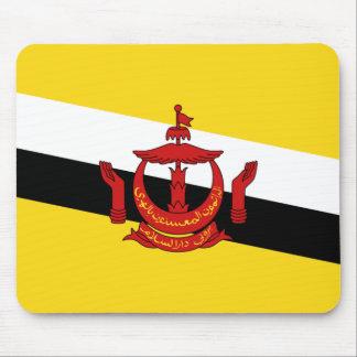 Brunei Flag Mousepad
