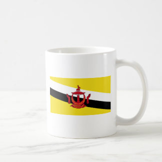 Brunei Flag Coffee Mug
