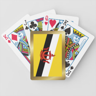 Brunei Flag Playing Cards