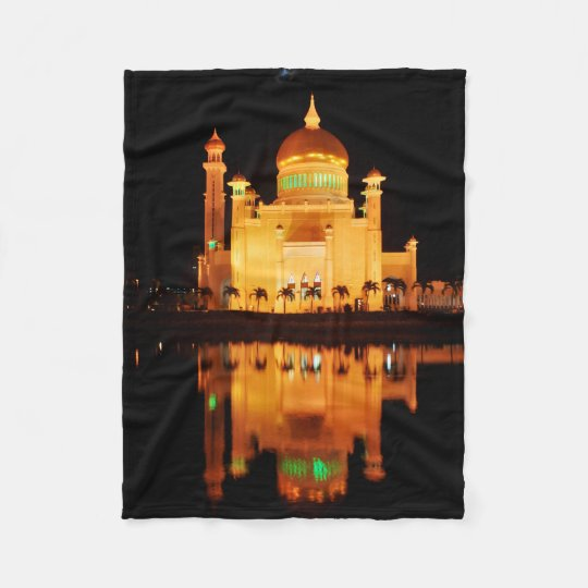 Brunei Fleece Blanket
