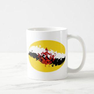 Brunei Gnarly Flag Mug