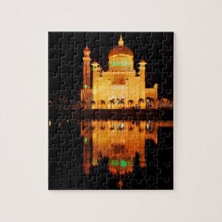 Brunei Jigsaw Puzzle