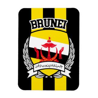 Brunei Rectangular Photo Magnet