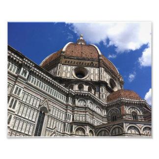 Brunelleschi's Dome Photo Print