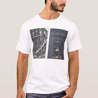 Brunel's Tamar Bridge T-Shirt