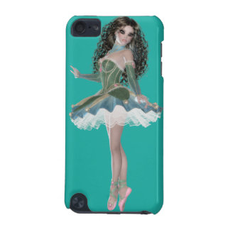 Brunette Ballerina iPod Touch 5g, Barely There iPod Touch 5G Covers