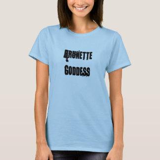 Brunette Goddess T-Shirt