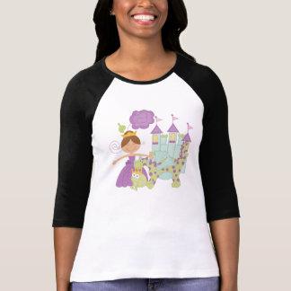 Brunette Princess T Shirts