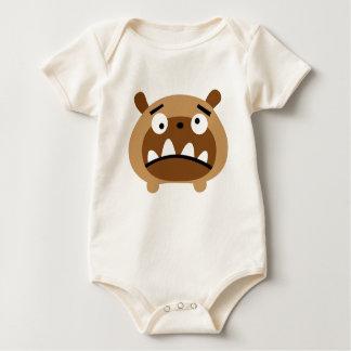 Bruno the dog baby baby bodysuit
