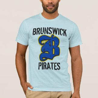 Brunswick High Pirates Georgia T-Shirt
