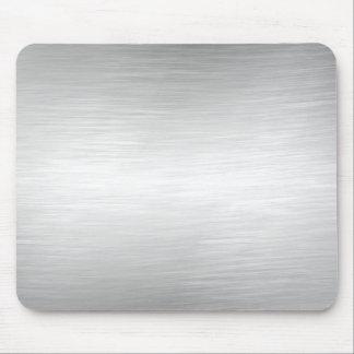 Brush Metal Look Mousepad