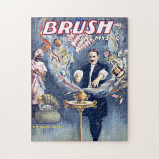 Brush The Mystic Puzzle
