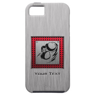 Brushed aluminum look Boxer iPhone 5 Cover