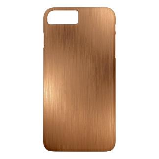 Brushed Copper Look iPhone 8 Plus/7 Plus Case