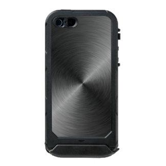 Brushed Metal Atlas ID™ iPhone 5/5s CASE Incipio ATLAS ID™ iPhone 5 Case