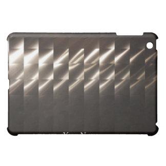 Brushed Metal iPad Mini Cover