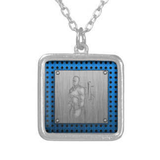 Brushed Metal-look Boxing Jewelry
