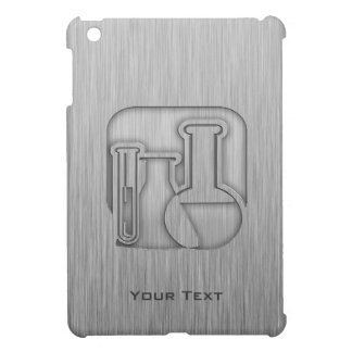 Brushed Metal-look Chemistry iPad Mini Covers