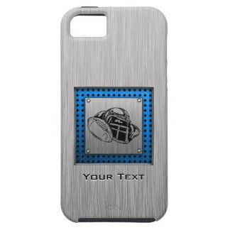 Brushed metal look Football Player Case For The iPhone 5