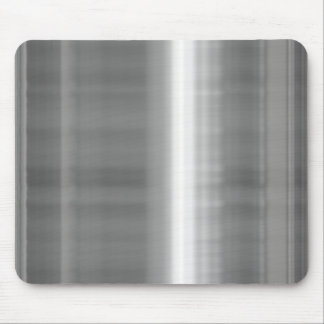 brushed smooth alu mouse pad
