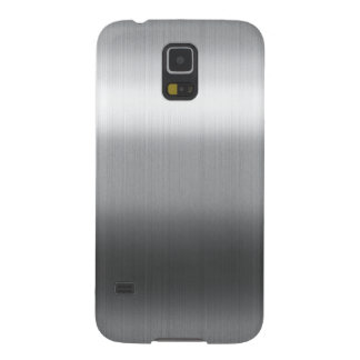 Brushed Stainless Cases For Galaxy S5