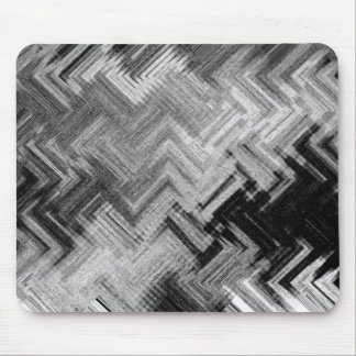 Brushed Steel Mousepad by Artist C.L. Brown