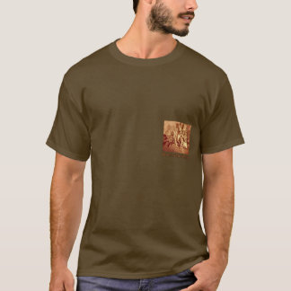 Brushfires of Freedom in the Minds of Men T-Shirt