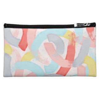 Brushstrokes Cosmetic Bag