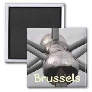 Brussels Atomium Magnet