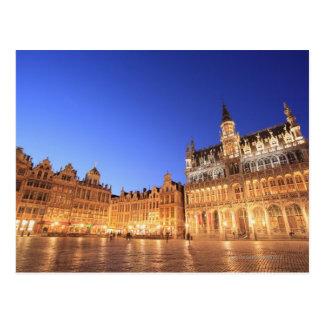 Brussels, Belgium 2 Post Cards