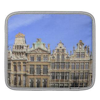 Brussels, Belgium iPad Sleeve
