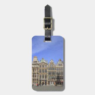 Brussels, Belgium Luggage Tag