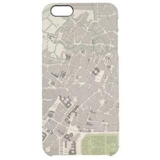 Brussels Bruxelles Clear iPhone 6 Plus Case