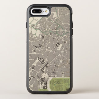 Brussels Bruxelles OtterBox Symmetry iPhone 7 Plus Case