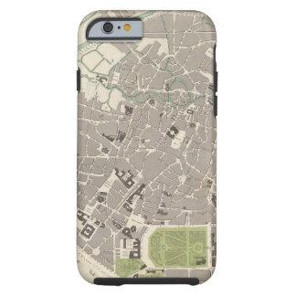 Brussels Bruxelles Tough iPhone 6 Case