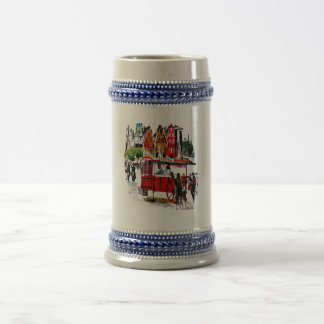 Brussels City Coffee Mugs