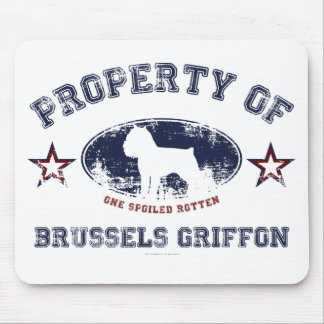Brussels Griffon Mouse Pads