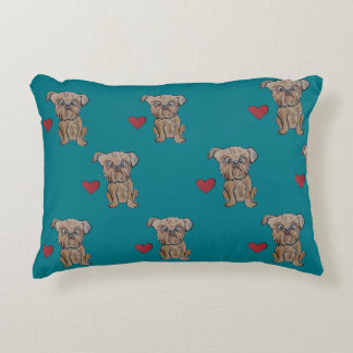 Brussels Griffon Pillow