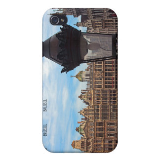 Brussels - The Grand Place iPhone 4 Cover