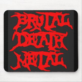 Brutal Death Metal Mouse Mat