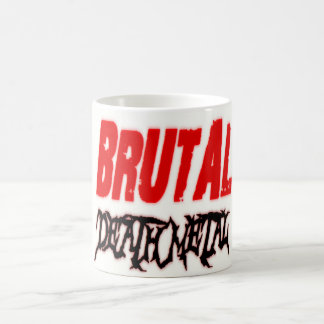 "Brutal Death Metal - ""Mug"" Coffee Mug"