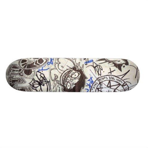 Brutal Tagger Skateboards