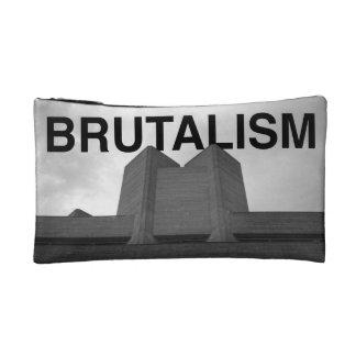 Brutalism Theatre Makeup Bag