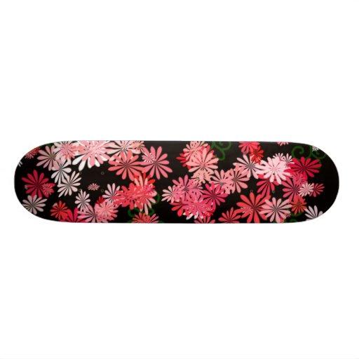 Brutal's Flowers Skateboard Decks