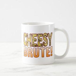 Brute Blue Cheesy Coffee Mug