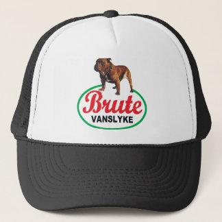 Brute VanSlyke Mack Style Logo Cap