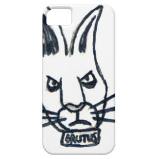 Brutus the Rabbit That Changed the World Case For The iPhone 5