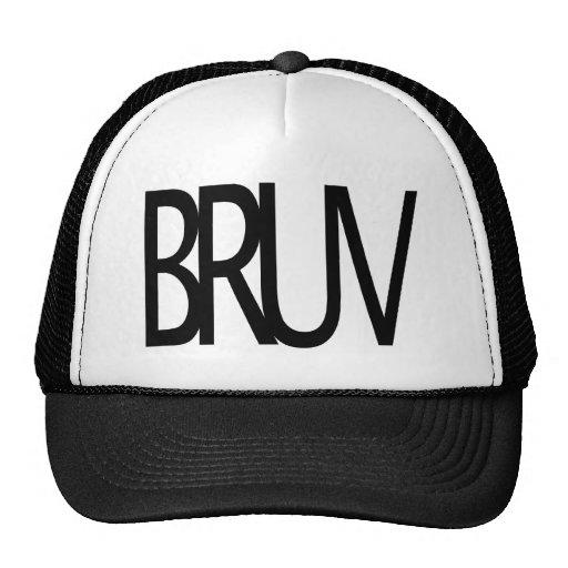Bruv Trucker Hats