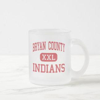 Bryan County - Indians - Middle - Pembroke Georgia Mug
