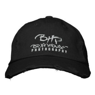 Bryan House Photography Embroidered Hat
